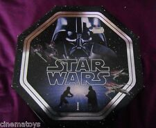 STAR WARS DARTH VADER COLLECTORS PLATE PIATTO CERAMICA LIMITED EDITION 3000