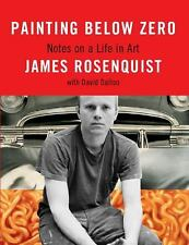Painting Below Zero: Notes on a Life in Art-ExLibrary