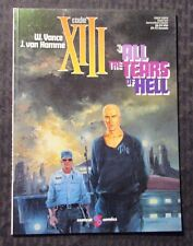 1990 CODE XIII #3 All the Tears of Hell NM 1st Comcat LOT of 2