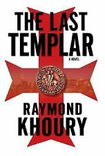 The Last Templar, Raymond Khoury, 0525949410, Book, Good