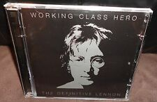 Working Class Hero - The Definitive Lennon (CD, 2005, 2-Disc)