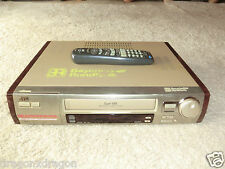 JVC HR-S8500 High-End S-VHS Videorecorder, inkl. FB, 2 Jahre Garantie