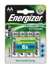 8 x Energizer AA Akku 2300mAh NiMH Extreme HR6 Blister Mignon Recharge Accu