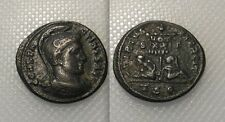 Collectable Roman Bronze Coin Constantine I  The Great (AD 307-337) (TSE)