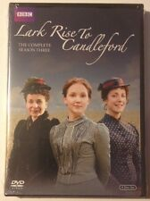 LARK RISE TO CANDLEFORD: Series Three - NEW DVDS!! Free First Class Ship In U.S.