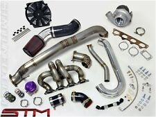 STM STANDARD PLACEMENT TURBO KIT EVO VIII-IX WITH PRECISION 6766 FREE SHIPPING