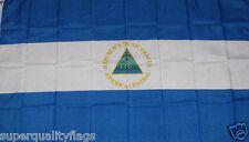 NEW 3x5 ft NICARAGUA NICARAGUAN FLAG