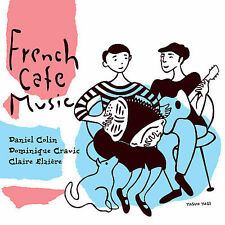 French Cafe Music, New Music