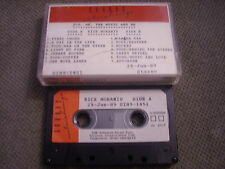 MEGA RARE PROMO Rick Moranis DEMO CASSETTE TAPE You Me, The Music & GHOSTBUSTERS