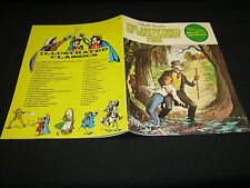 King Classic: #10 THE ADVENTURES OF HUCKLEBERRY FINN  (R)  1979   VGF