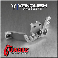 CURRIE TRUSS/UPPER LINK MOUNT GREY AXIAL SCX-10/TRAIL HONCHO VPS06712