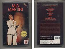 Vhs MIA MARTINI Omonimo Same - Orizzonte BMG 1992 NUOVO Live Iavno Fossati