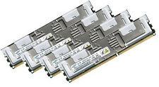 4x 4gb 16gb ram compatibles IBM 39m5797 667 MHz FB DIMM ddr2 pc2-5300f de mémoire
