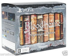 Bloodborne Nightmare Edition Video Game PS4   NEW