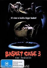 Basket Case 3 - The Progeny 1991 Annie Ross ~ Horror Sealed DVD PAL R4