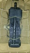 Tactical Lt MOLLE Gear Strap- Tourniquet Holder (2ea) Pouch ( Ranger /OD Green )