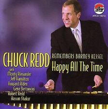"""Redd, Chuck""-Happy All The Time  CD NEW"