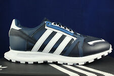 ADIDAS ORIGINALS WM RACING 1 WHITE MOUNTAINEERING COLLEGIATE NAVY S81911 SZ 10.5