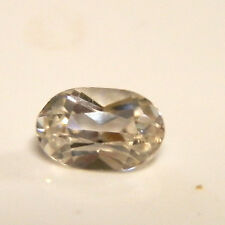 Natural champagne zircon...quality gem...0.83 Carat