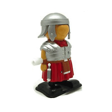 Wind-Up Roman Soldier, Comical, Fun For Children And Adults Alike! Clockwork