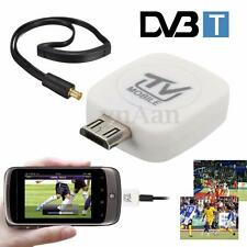 Mini Micro USB DVB-T HD TV Digital Móvil Tuner Stick Receptor Para Android Phone