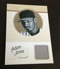 2012 PANINI PLAYOFF PRIME CUTS  GU JERSEY ADAM JONES 89/99 NICE