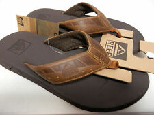 REEF MENS SANDALS PHANTOM LE BROWN TAN SIZE 10