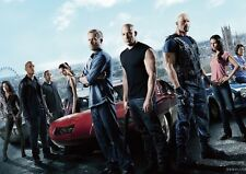 Fast and Furious 6 Scultura POSTER