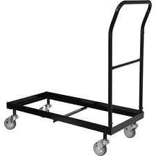 FOLDING CHAIR STORAGE CART DOLLY