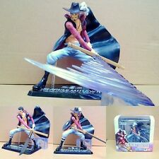 One Piece MIHAWK Anime Manga Figuren Set H:16cm Set Neu