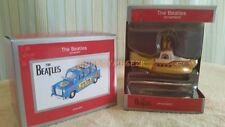 Carlton/American Greetings 2013 The Beatles Car Yellow Submarine Ornament LOT