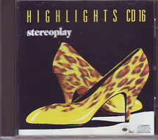 STEREOPLAY - Highlights CD 16 - rare audiophile CD 1987