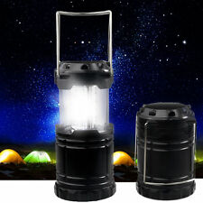 30 LED Collapsible Solar Outdoor Rechargeable Camping Lantern Camping LED