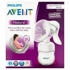 Nuevo Philips Avent SCF330/20 Extractor Natural Manual de leche libre de BPA