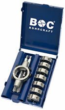 dies Set M3 - M12 HSS-G + Tap wrench, Thread die, Exterior thread