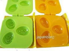 Japanese Plastic Bear Bunny Dog Shapes Quail Egg Mold for Bento Box #5866