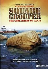 Square Grouper: Godfathers Of Ganja DVD Region 1, NTSC