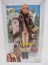 My Scene Barbie Chillin Out Fashion Doll Snowboard 2005 NEW