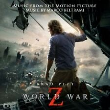 MARCO BELTRAMI - WORLD WAR Z (SCORE)  CD NEU