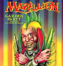 Marillion Garden Party + 2 live Uk 12""