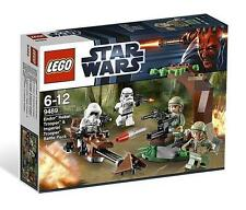 Lego Star Clone Wars Scout 9489 ENDOR REBEL TROOPER Battle Pack Stormtrooper NEW