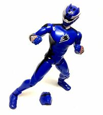 "12 "" 1/6th Power Rangers Jungle Fury Juguetes Azul Power Ranger Tigre Figura bonito!"