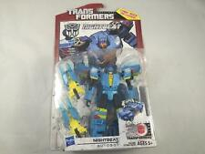 TRANSFORMERS GENERATIONS DELUXE NIGHTBEAT! NEW AND SEALED! G1 IDW