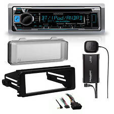 Harley Davidson Touring Marine Bluetooth Radio + Cover ATV FLHT FLHTC Kit Insall