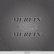 01225 Merlin Oreas Bicicletta Adesivi-Decalcomanie-Transfers