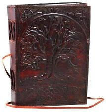 Generic Sacred Oak Tree Leather Blank Book by AzureGreen BRAND NEW
