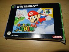 Super Mario 64 - Nintendo 64 Pal Version.  FREE UK POST
