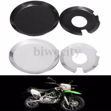 2Pcs Motorcycle Engine Clutch Case Cover Guards For Suzuki Drz400 Kawasaki KLX4