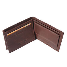 Portafogli Cuoio Pelle Leather Wallet & Card Cases Italian Made In Italy PF09 d