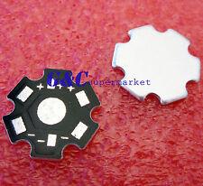 500PCS 1W 3W High Power LED PCB Aluminum Star base DIY PCB 20mm M98